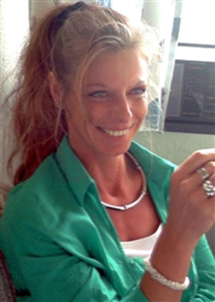 Anita (32) aus dem Kanton Zürich