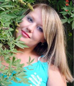 Ariane (26) aus dem Kanton Waadt