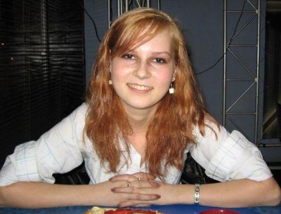 Rita (23) aus dem Kanton Waadt