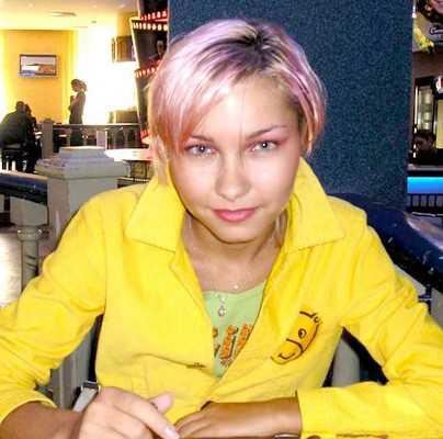 Caroline (26) aus dem Kanton Zürich