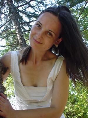 Caroline (26) aus dem Kanton Wallis
