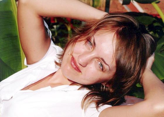 Arielle (30) aus dem Kanton Solothurn