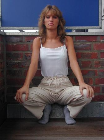 Christina (30) aus dem Kanton St. Gallen