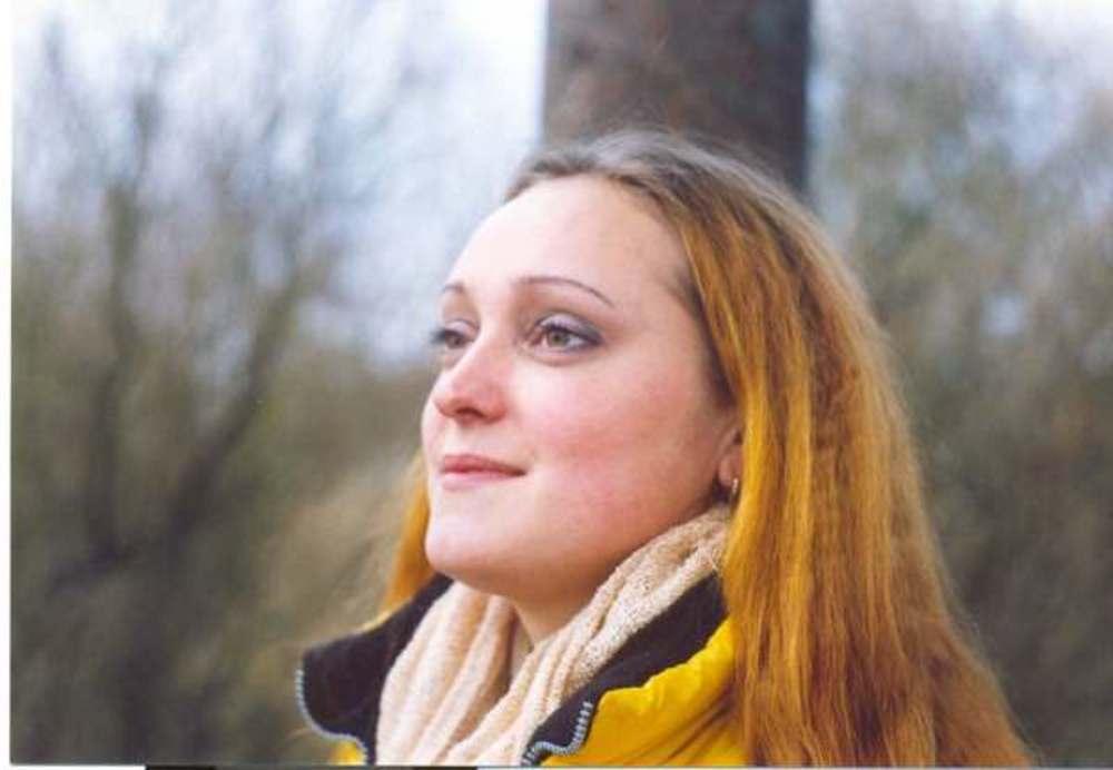 Lara aus St. Gallen