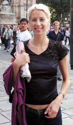 Anneke aus Zürich