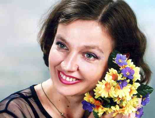 Svetlana aus Glarus