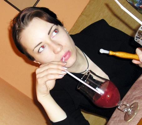 Gina aus Schaffhausen